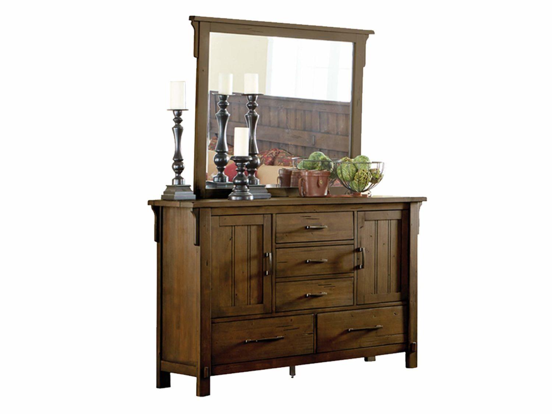 BAIRD Dresser & Mirror