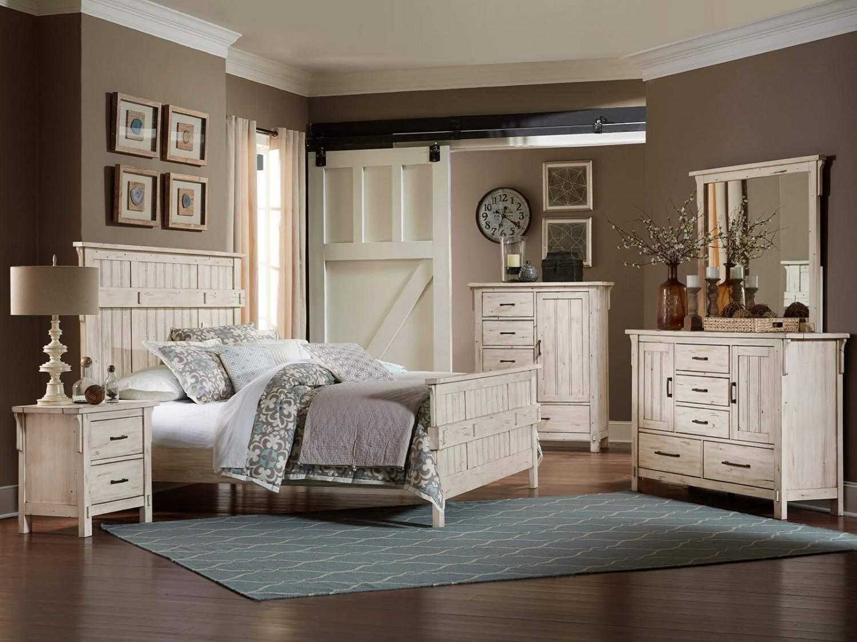 BAIRD-II King Bed Set