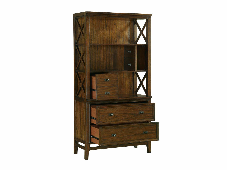 BARROW Bookcase - Open