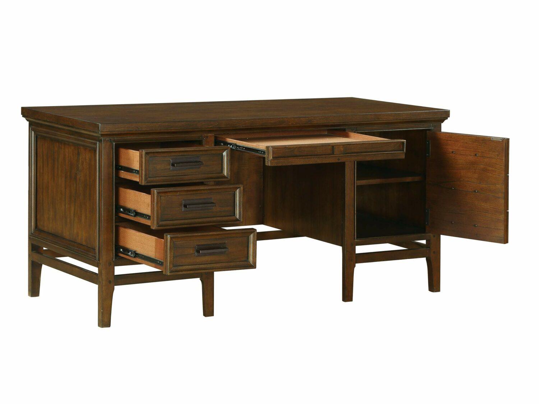 BARROW Executive Desk - Open
