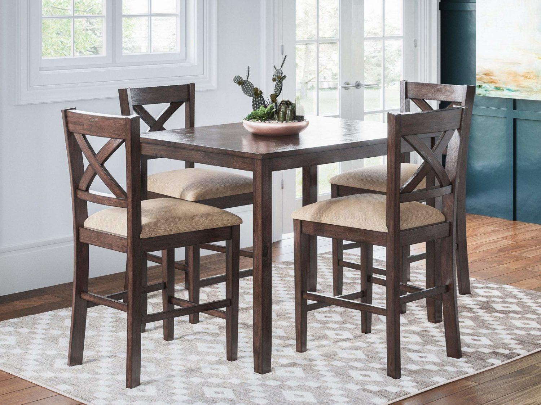 CREEK 4-Seat Dining Set