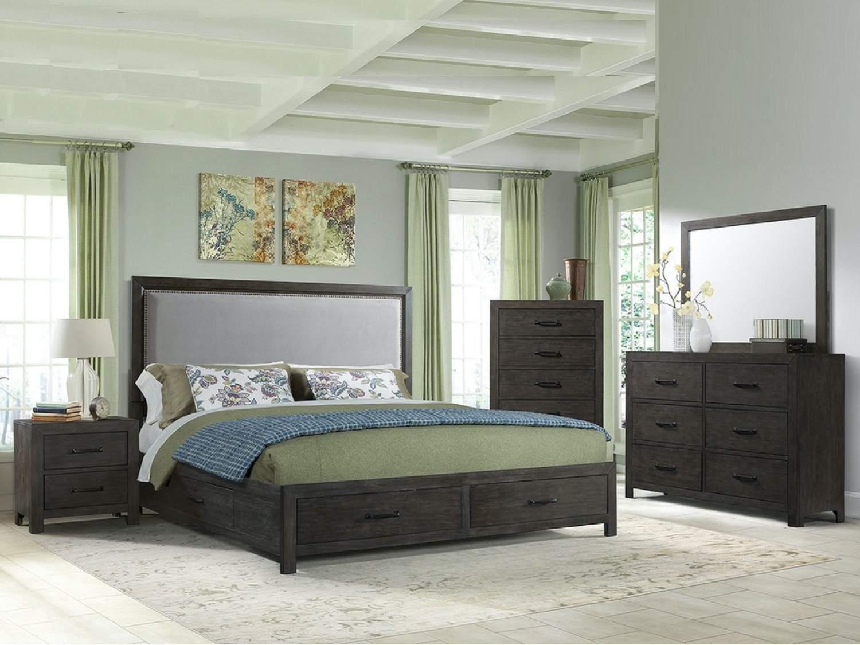 EMMETT Bed Set - Closed