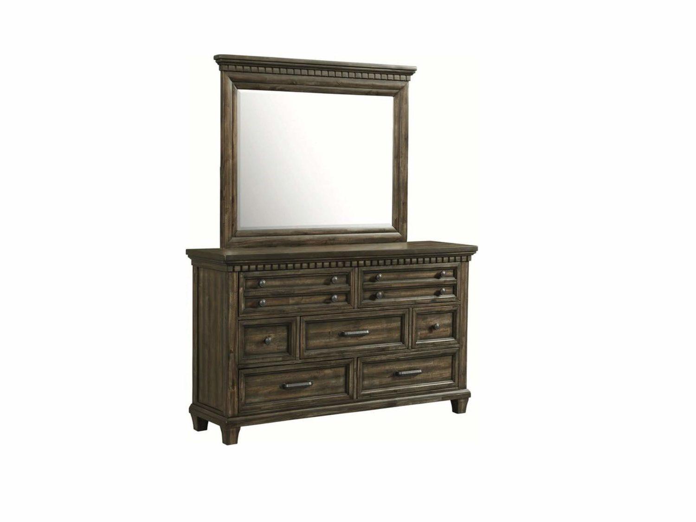 GRIFFIN Dresser and Mirror