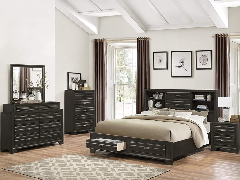 MARTHA Bed Set - Storage