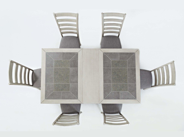 SPRINGS 6-Seat Dining Set - Top View