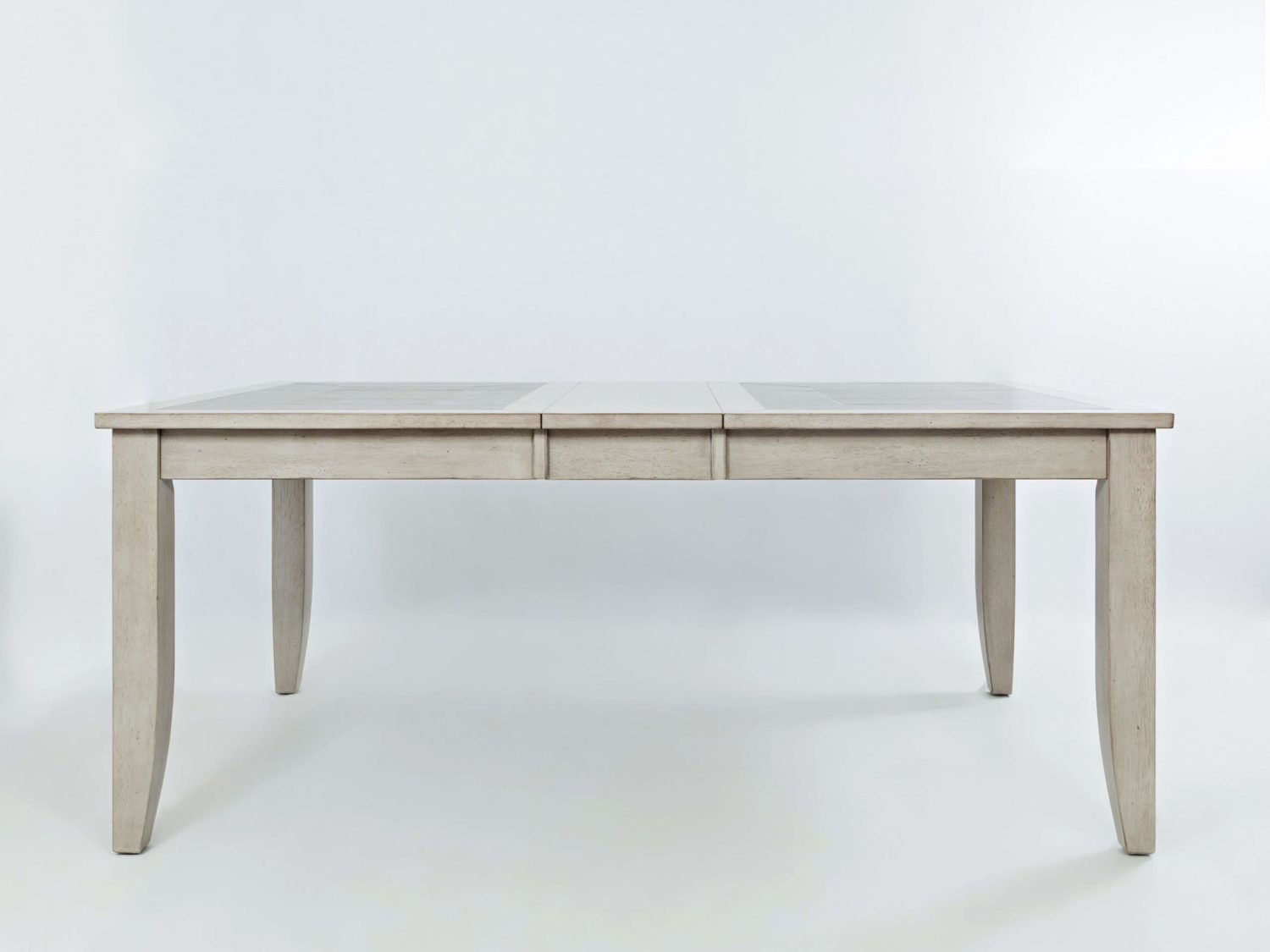 SPRINGS 6-Seat Dining Table - Side View