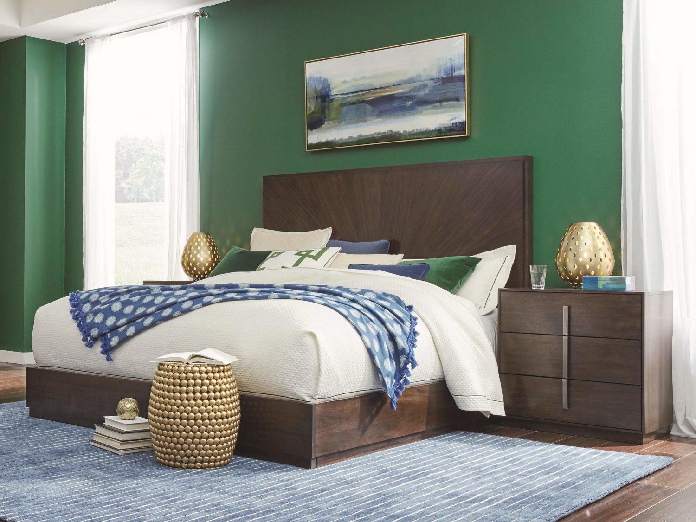 AUSTIN Queen Bed & 2 Night Stands