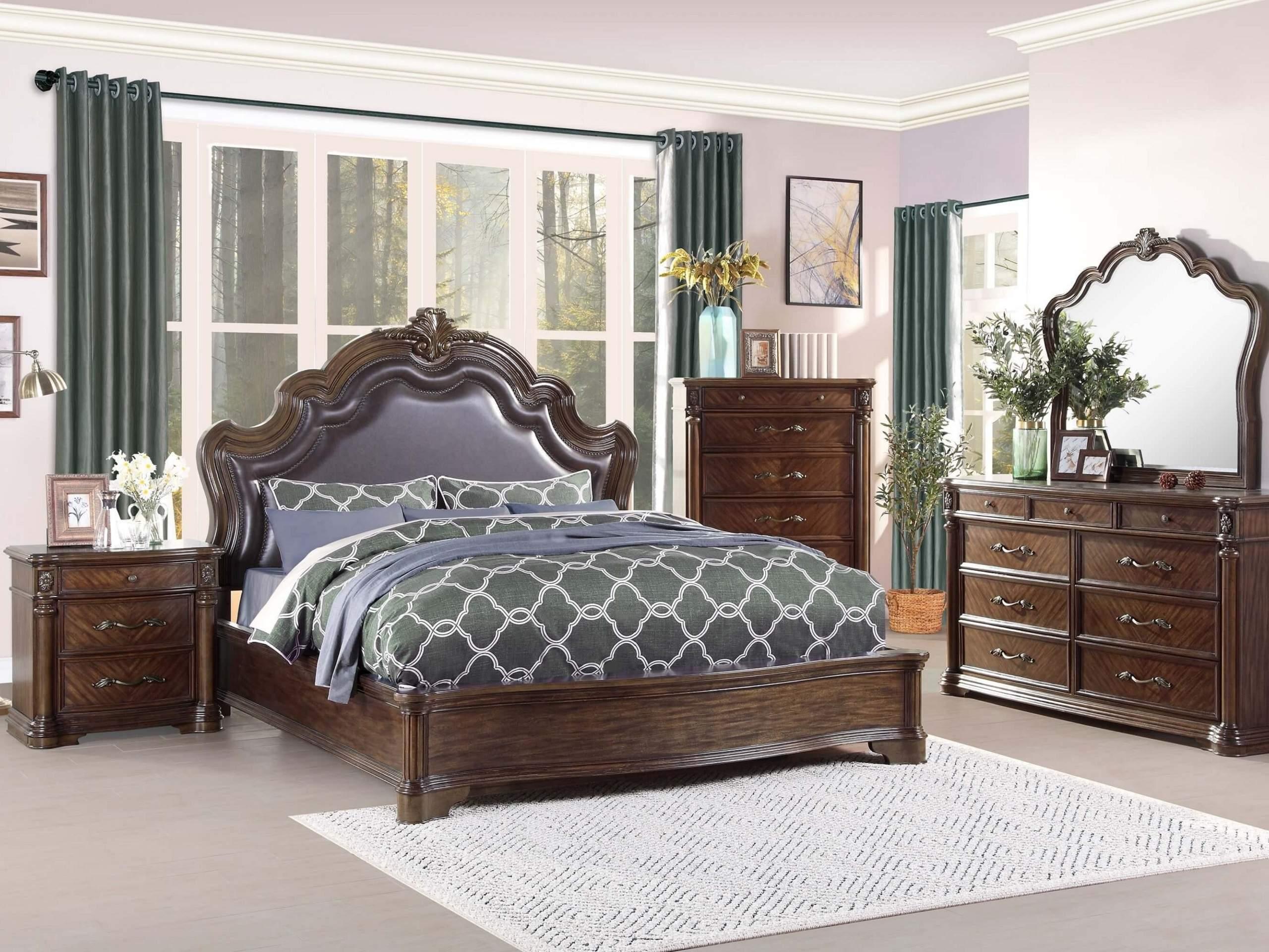 GARNER Bed Set