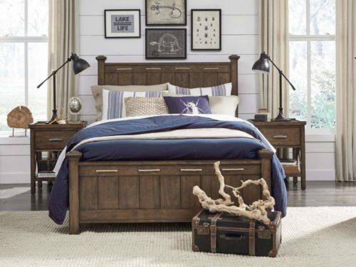 GWYNN Twin Bed Set