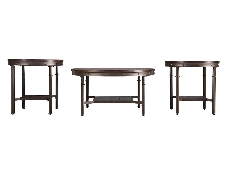 SANDLING Coffee Table Set - Side