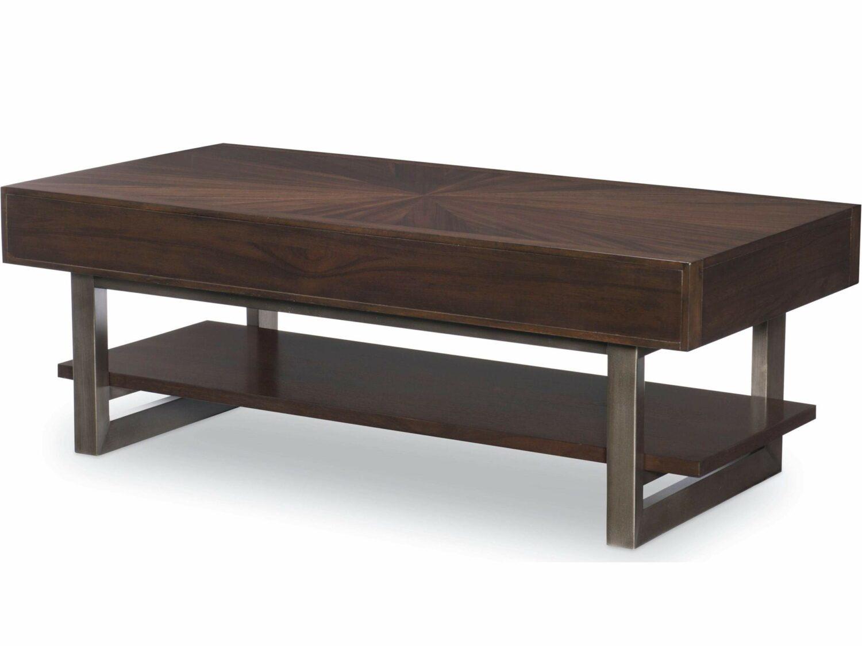 AUSTIN Coffee Table - Back