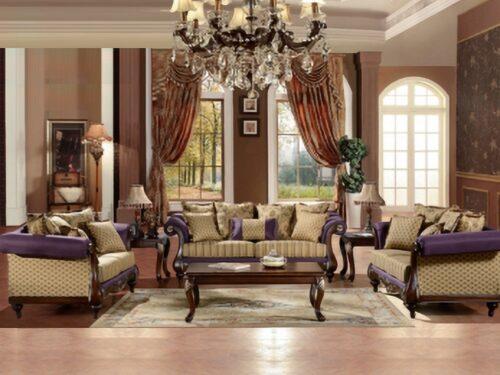 AZTEC Sofa & 2 Love-seats