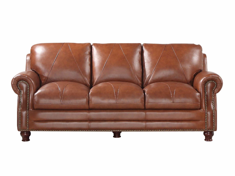 BENETT Leather Sofa