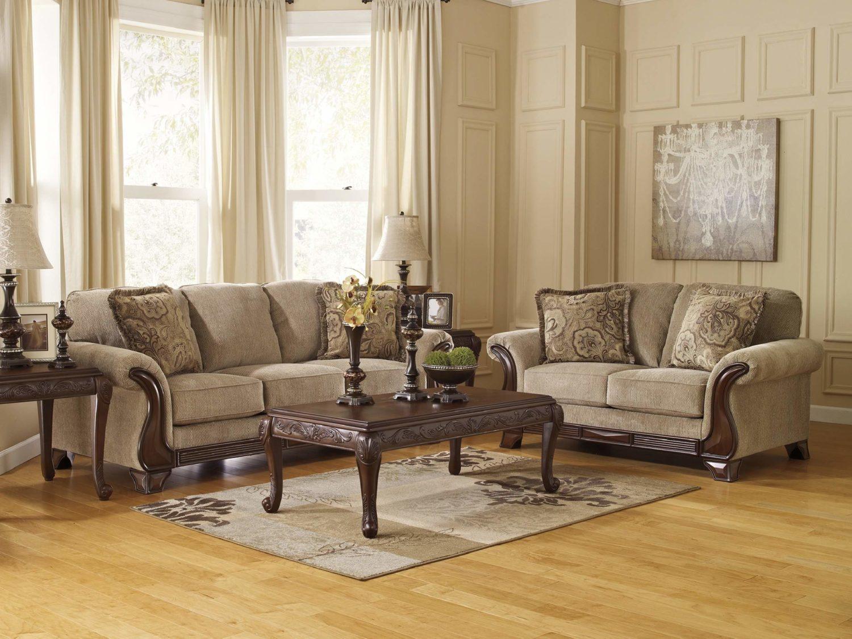 CADEN Sofa & Love-seat