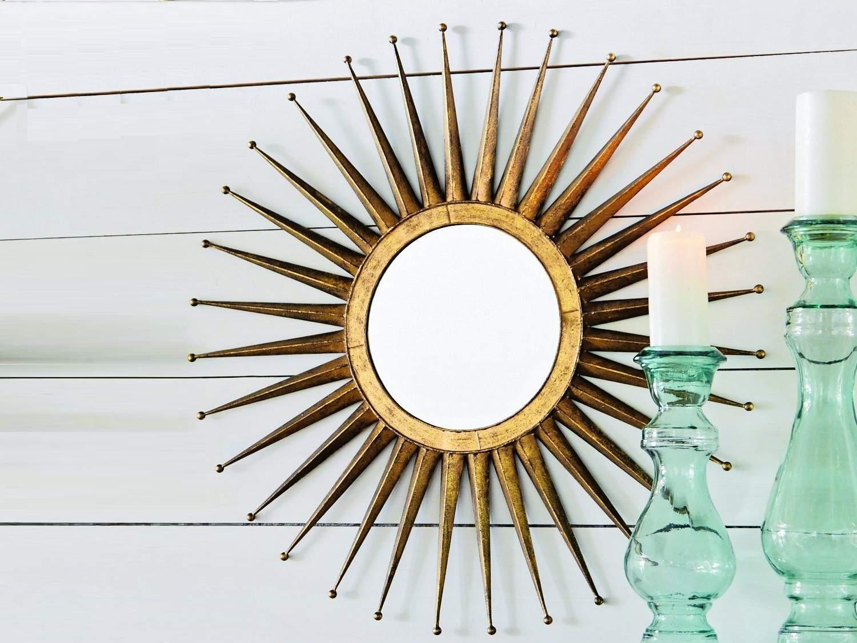 SUN FLAIR Mirror