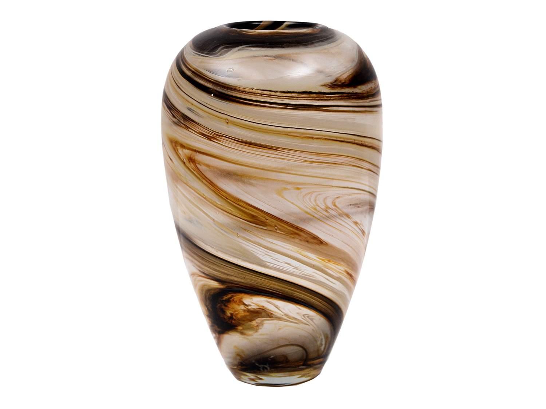 Delphia Glass Vase, 14 in.
