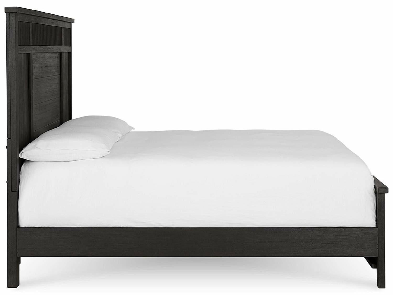 ASHER Bed - Side Full