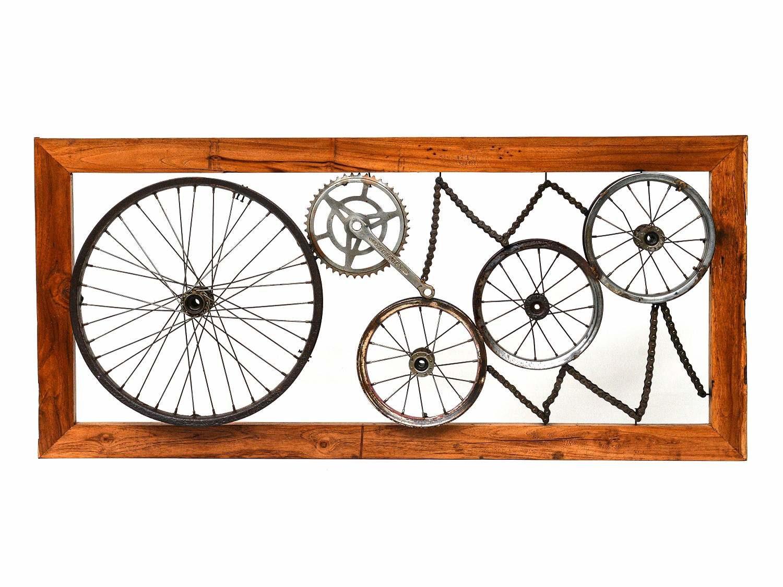 Cycle Wall Art - Zoom