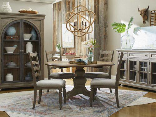 NASHVILLE 4 Seat Dining Set