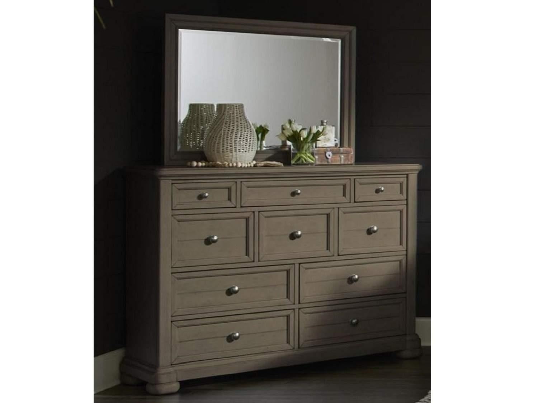 TENNESSEE Dresser & Mirror