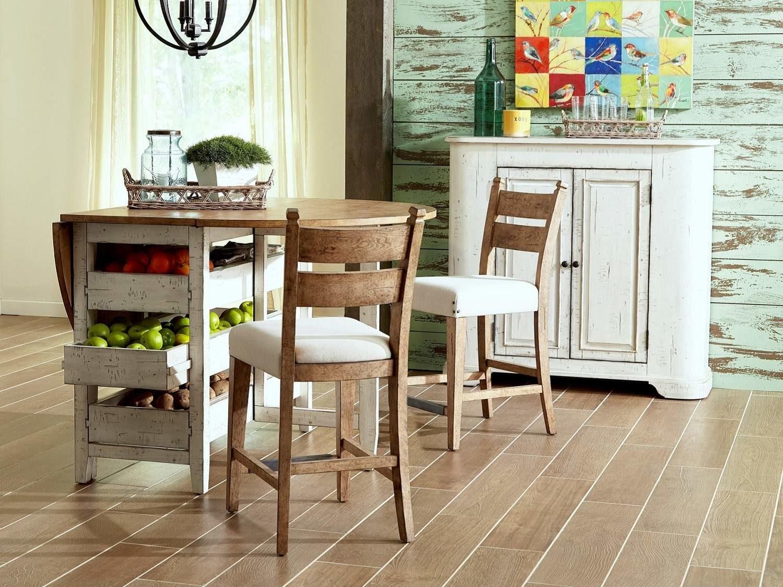WEIMAR 4-Seat Dining Set - Drop Leaf