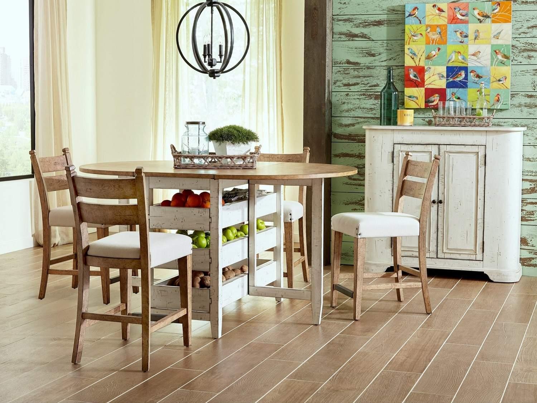WEIMAR 4-Seat Dining Set
