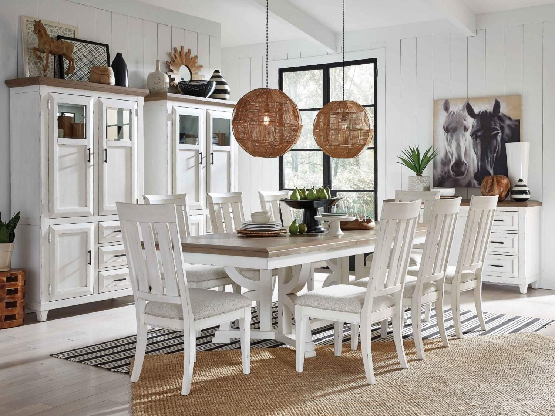 CORISCA 8-Seat Dining Set