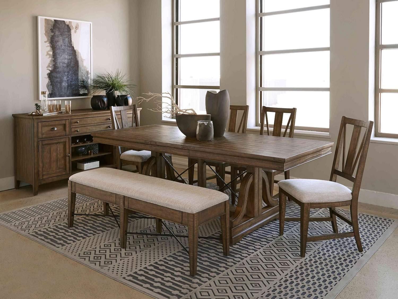 MARION 6-Seat Dining Set
