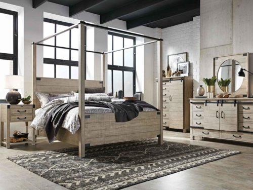 SALEM Bed Set
