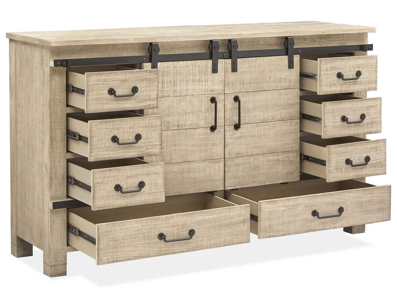 SALEM Dresser - Open