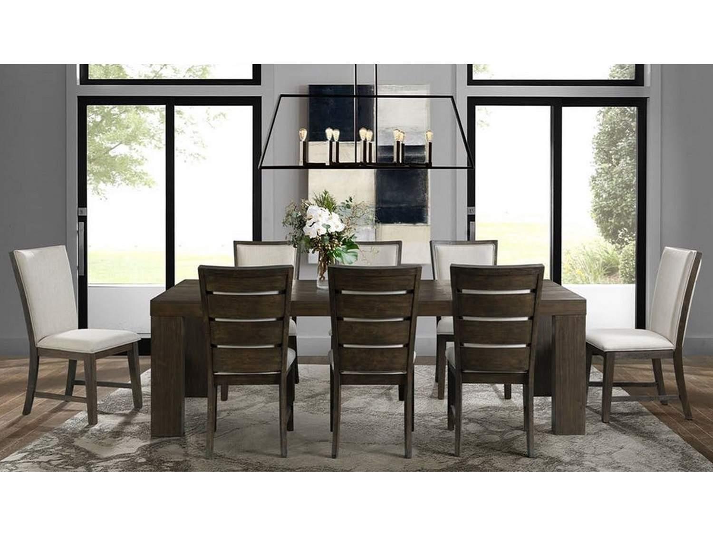 ALPINA 8-Seat Dining Set