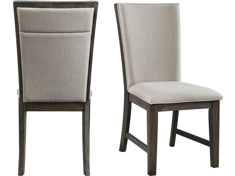ALPINA Fabric Back Dining Chair