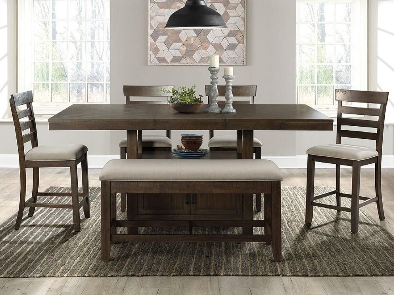 BARNES 6-Seat Dining Set