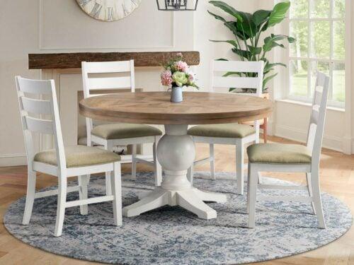 CROGHAN 4-Seat Dining Set