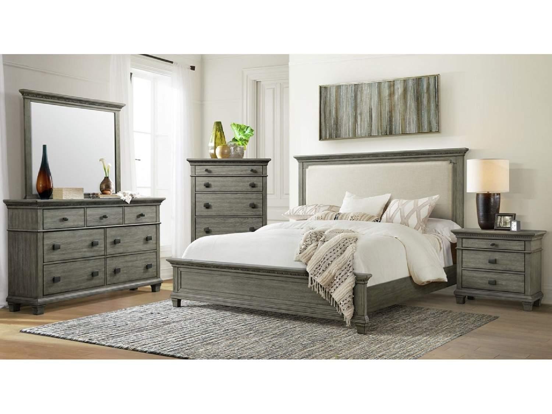 DANFORD King Bed Set