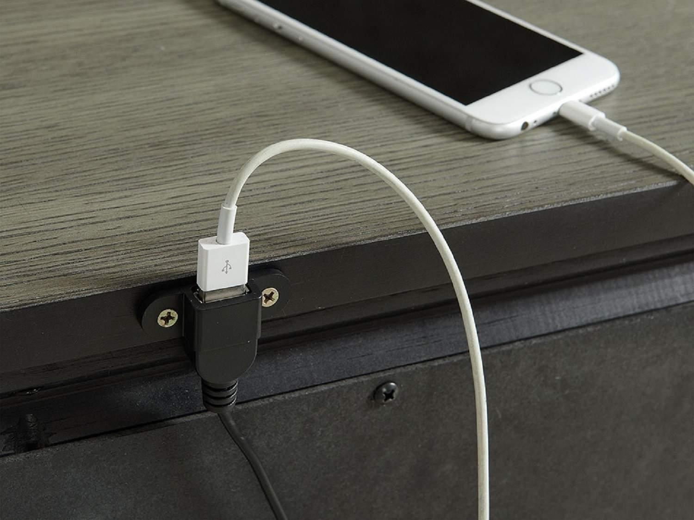 DANFORD Night Stand - USB
