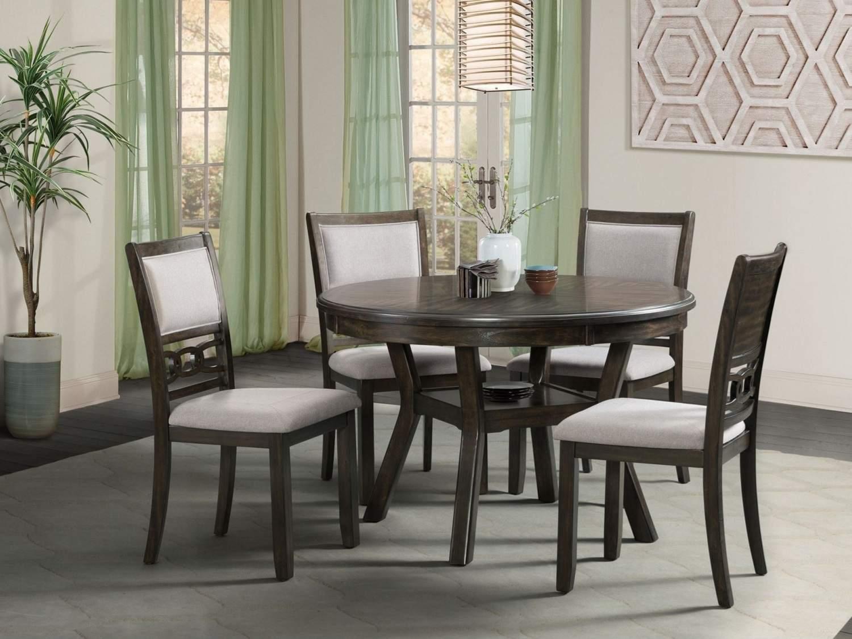 LYDEN 4-Seat Dining Set