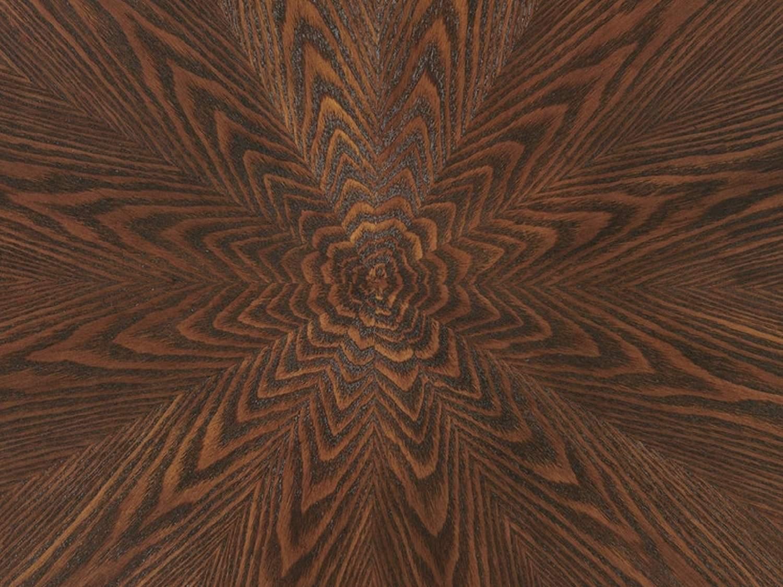 MINDEN Coffee Table - Wood Panel