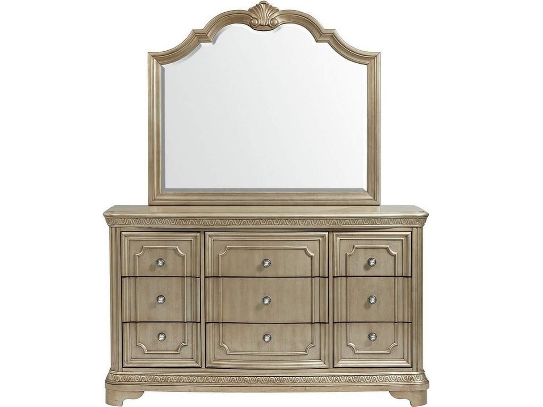 VENOSTA Dresser & Mirror