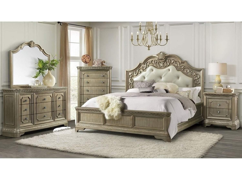VENOSTA King Bed Set