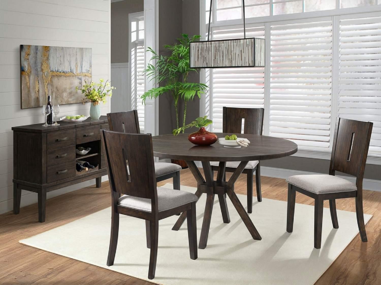 WESTDALE 4-Seat Dining Set