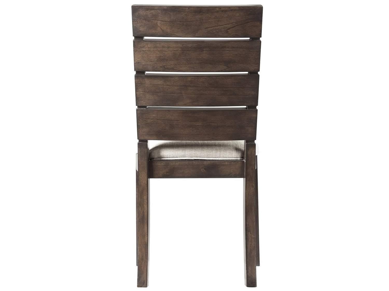 WESTDALE Slat Back Dining Chair - Back