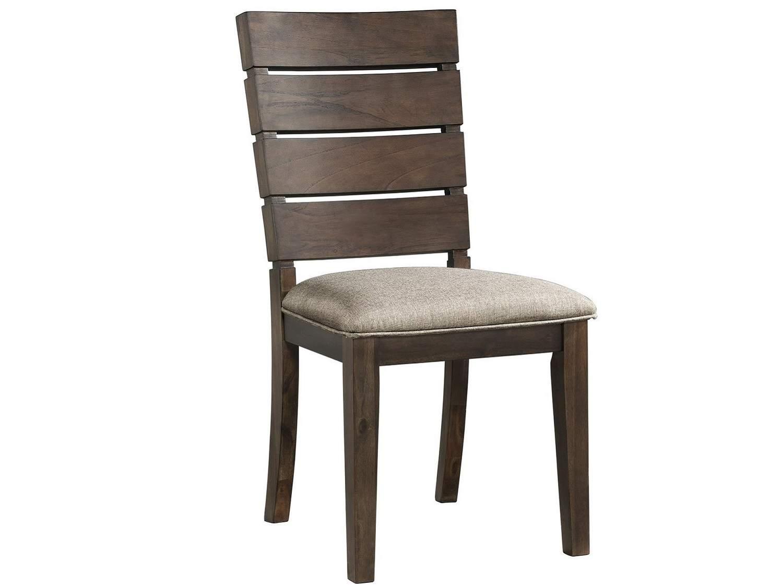 WESTDALE Slat Back Dining Chair - Front