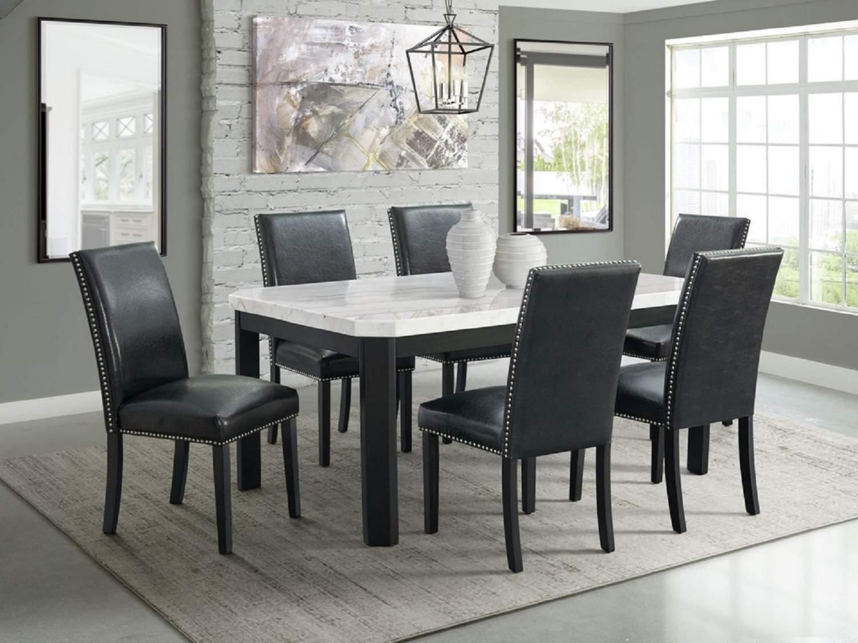 WOLFE 6-Seat Dining Set