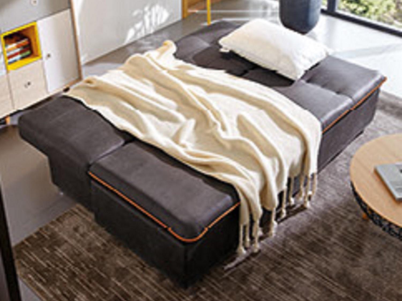 BELK Sofa Sleeper - Open