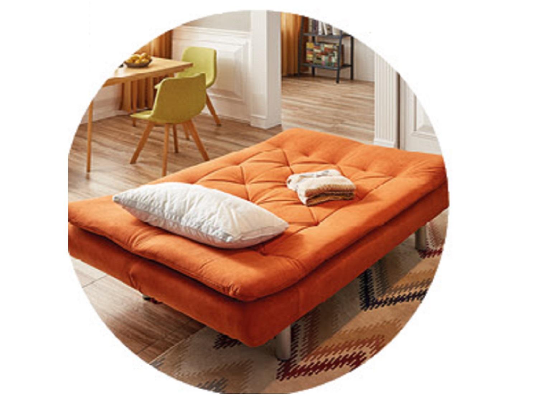 HETH Sofa Sleeper - Open