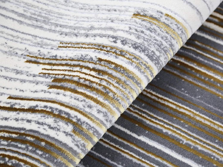 KIMBALL Striped Rug - Zoom Side