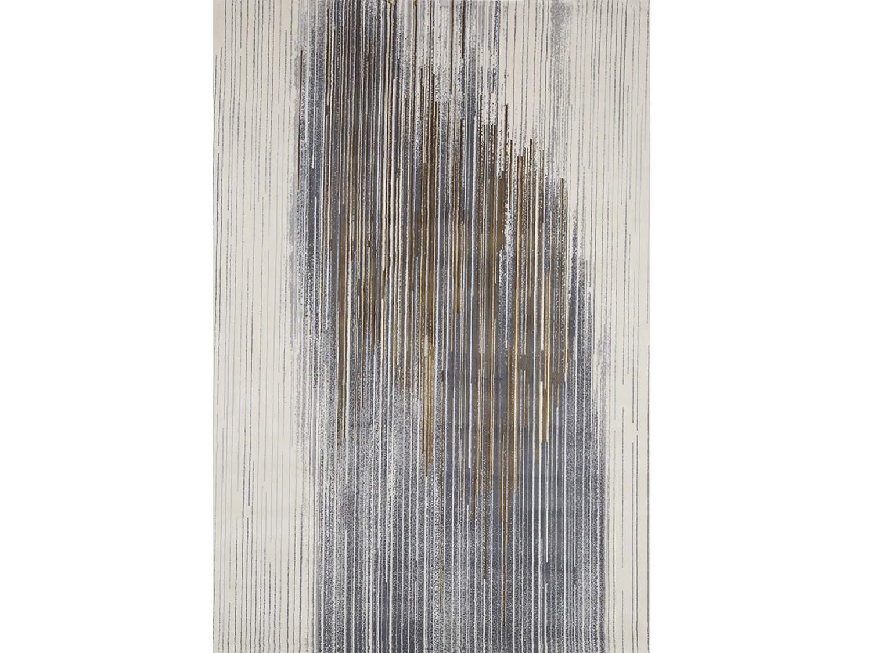 KIMBALL Striped Rug - Zoom