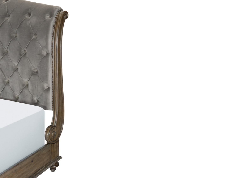 LAMOILLE King Bed - Headboard Side