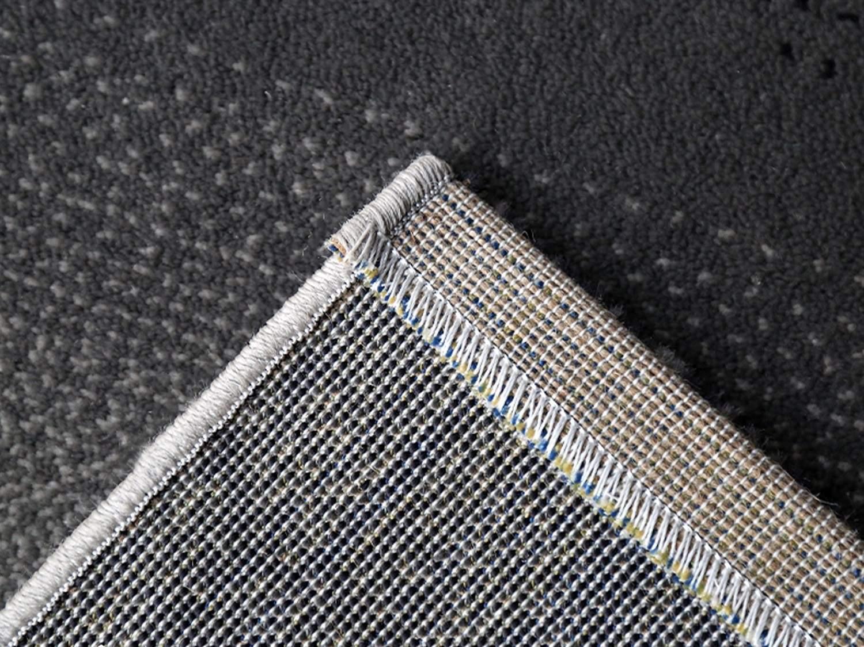 NATHROP Striped Rug - Back
